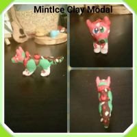 MintIce Clay Modal  by BlueBudgie25