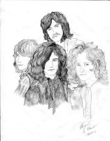 Led Zeppelin by AutumnBreezeSymphony