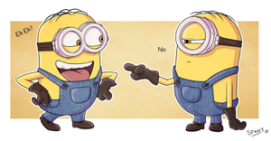 Can you not? by RockstarMinion