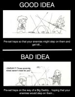 good idea-bad idea 8 by laicka03