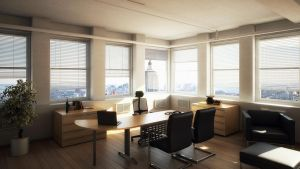 Empire State Building Office Rendering by bparker69