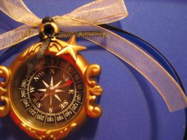 North Star Brooch by mad-hatter-inc