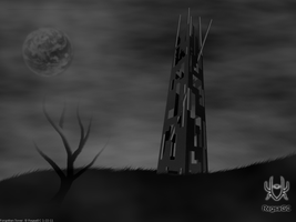 Forgotten Tower --Dark by RegsaGC