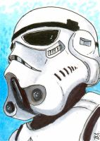 Stormtrooper by Pencilbags