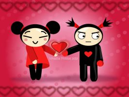 Pucca_Funny Love by Tanis711