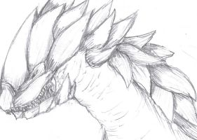Omg A DRAGON by Shefelldownthestairs