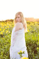 Sunkissed Lace by FDLphoto