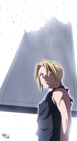FMA: Edward by aagito