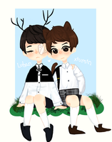 xiuhan by Lolibeat