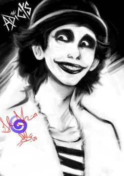 Joker in the Pack by Redboi