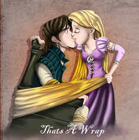 Tangled In A Kiss by ValDanX