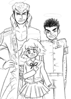 SUDDENLY DANGAN RONPA??? (also spoilers) by Tifannilly