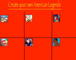Create your own American Legends Meme by jacobyel