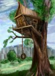 treehouse by hrum