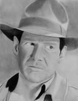 Indiana Jones by cfischer83