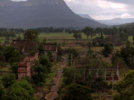 The Valley of Ruins by FireflyPhotosAust