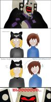 Problem with vampires pt 1 by Kalix5