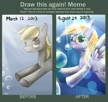Draw this again by AquaGalaxy