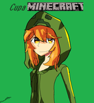 Cupa (My style) by FirewolfPMC
