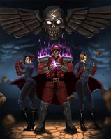 M. Bison and Co. by jameslink