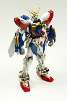 GF13-017NJ2 God Gundam by OGthunderbreak
