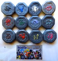 JACKIE CHAN ADVENTURES TALISMANS 2.0 by HeyLookASign