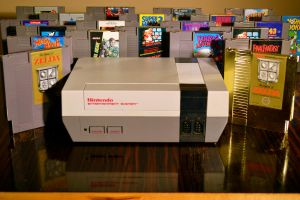 NES and Friends by solid8bit