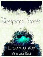 Final Fantasy VII - Sleeping Forest Tourism Poster by ReverendRyu