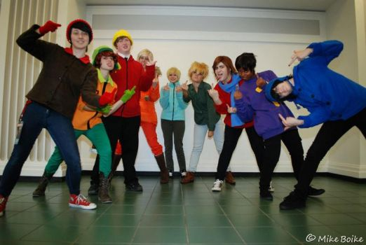 We are South Park by DascocoCosplay