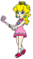 Golf Peach - Collab by RafaelMartins