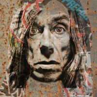 Iggy Pop by JoelRemy222