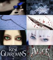 Alice Liddell x Jack Frost by IceTea-ROTG-AMR-FC