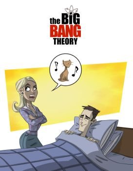 The Big Bang Theory 10 by OtisFrampton