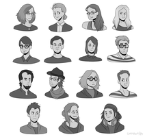 Game Designers by UnknownSpy