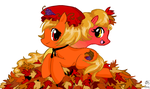 Autumn Ponies by Royal-Guard-Lover
