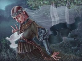 Vasilisa the Wise by Girre