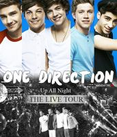 1D Up All Night The Live Tour. by YuriDementors