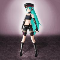Dreamy Theater Miku Punk by ArmachamCorp