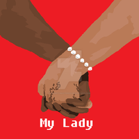 My Lady (single artwork) by Oldirtymastered