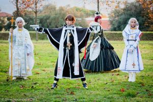 Trinity Blood Group by Kura-Kitsune