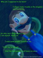 Luigi's feelings by B-S-A