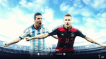 Argentina vs Germany - Final - FWC2014 by Achrafgfx