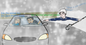 Sister moment~Weather Gods by vcm1824