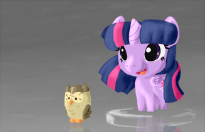Twilight Nendoroid by Brownie-Bytes
