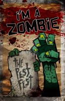 Zombie 1 by sagast