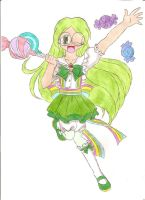Confectionist Chartreuse by animequeen20012003
