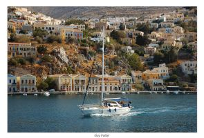 entering symi by guytz