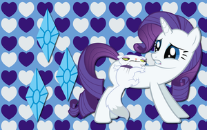 Rarity and Opalescence WP by AliceHumanSacrifice0