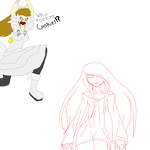 Drawpile with my sister by DerpInfinity