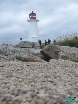 Peggys Cove by Samhiisi